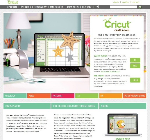 Cricut Craft Room Free & Now Open to All | Joy's Life
