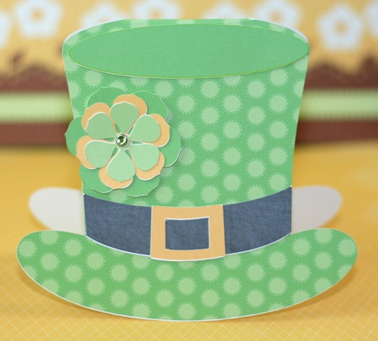 Accomplished image pertaining to leprechaun hat printable