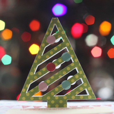 3D Christmas Pop Up Cards – Lori Whitlock Design Team Post