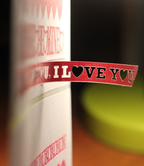 I love you too, sticker.