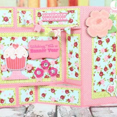 Fun Card Folds Birthday Blog Hop