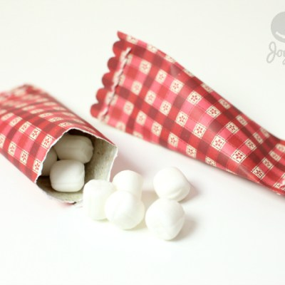 "How to Make Simple ""Sour Cream"" Candy Containers"