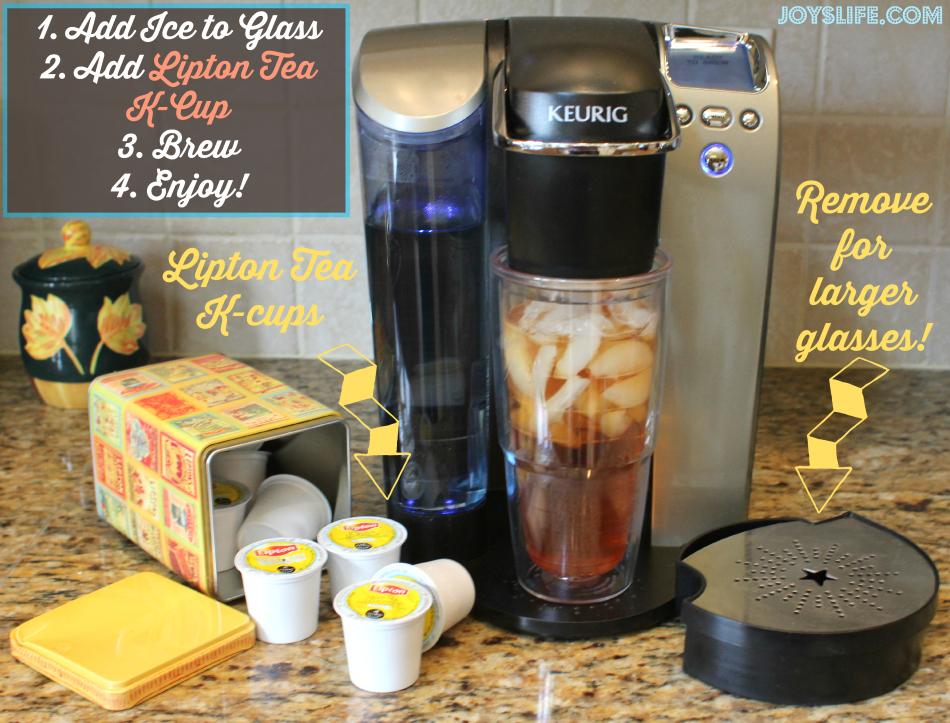 Hot Summer Calls for Cool Iced Tea...Fast! #bemoretea #PMedia #ad