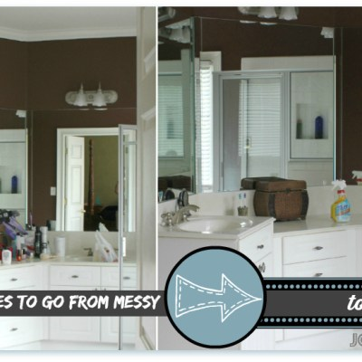 Coming Clean About My Bathroom: Keeping It Real