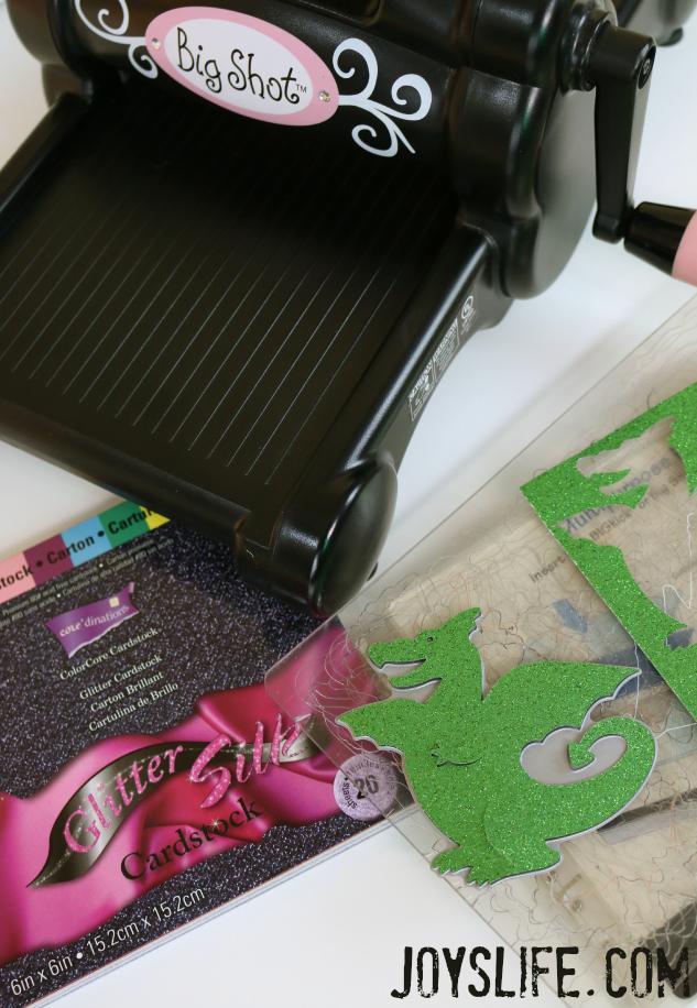 Dragon Bookmark die cutting #dragon #metaldie