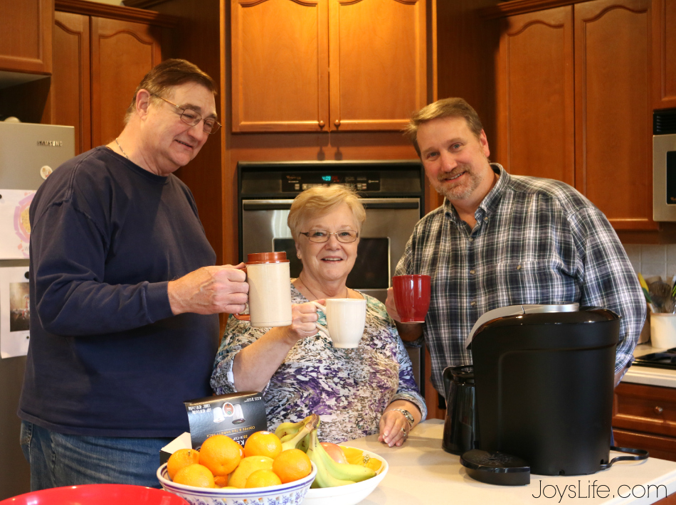 A Perfect Brew and Great Gift Too - The Keurig 2.0 #Keurig400 #Ad
