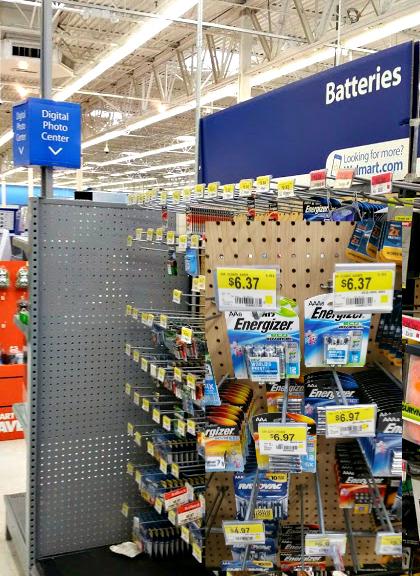 batteriesatWalmartAisle2