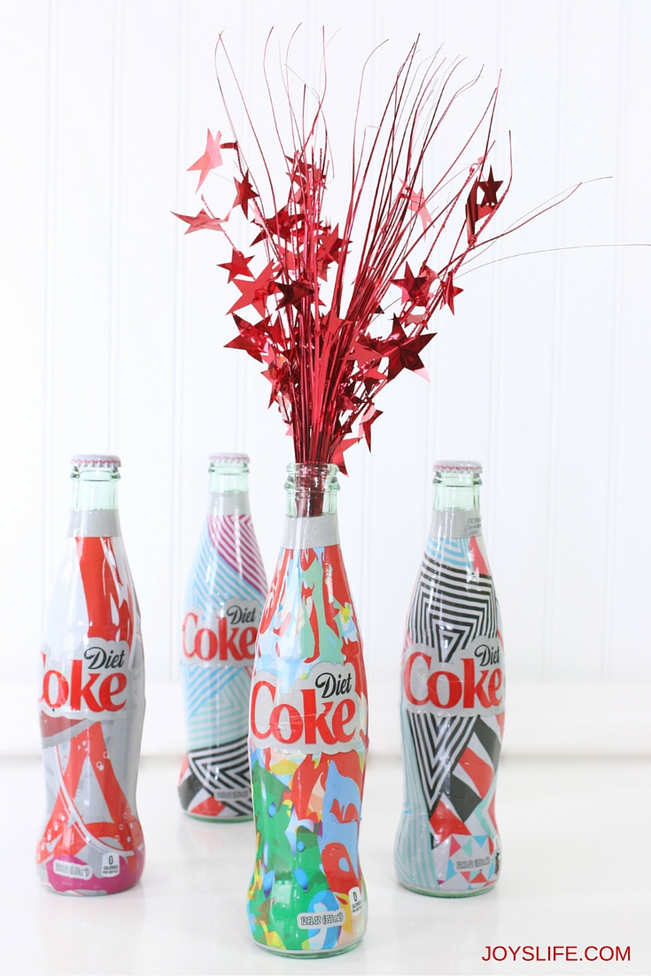 Create a Coke Bottle Soap Dispenser