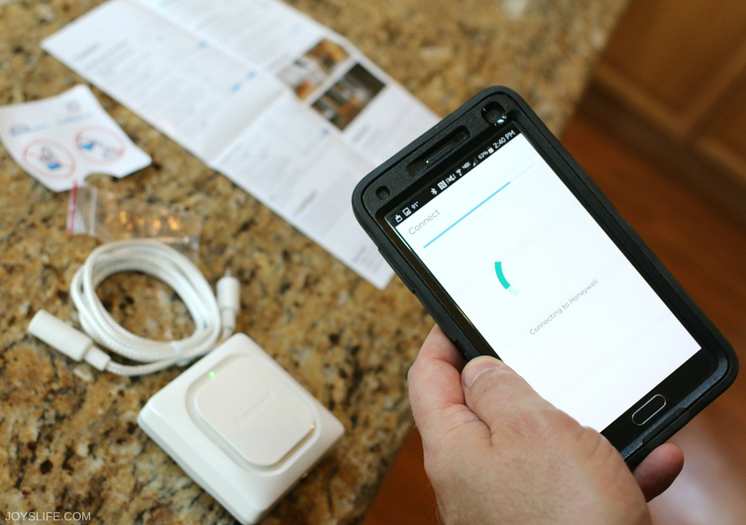 Smart Home Ideas That Give You Peace of Mind - Lyric Wi-Fi Water Leak and Freeze Detector