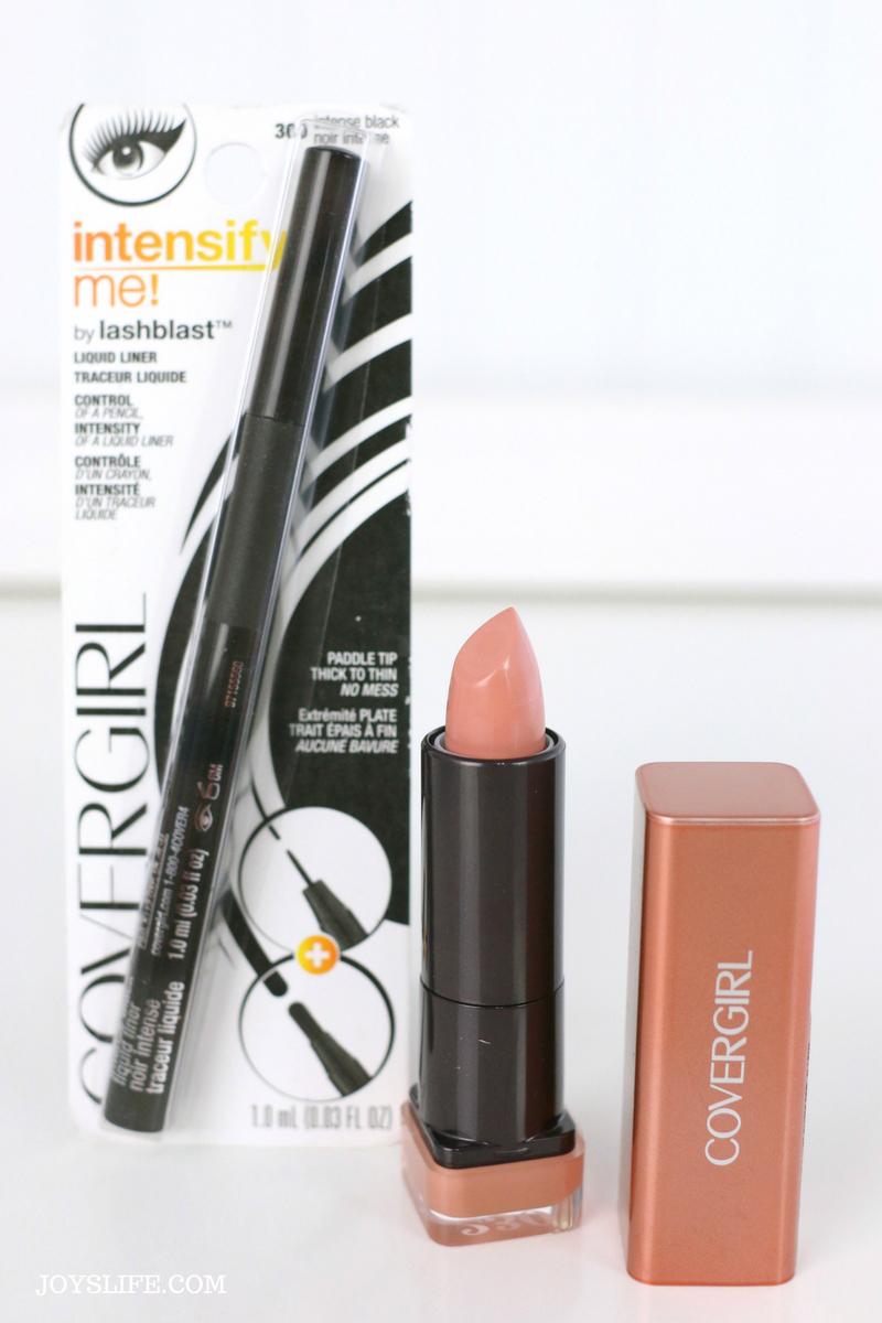 Covergirl Intensify Eyeliner Lipstick