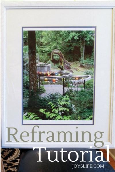 reframing tutorial