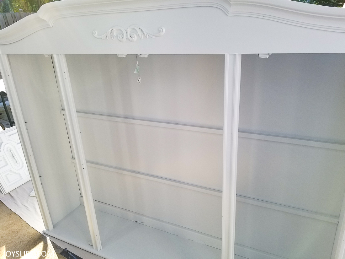 china cabinet top KILZ Complete Coat