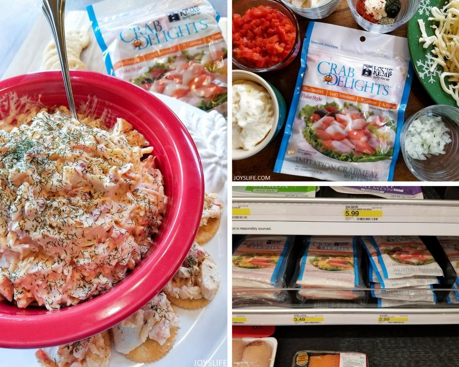 Louis Kemp Crab Delights at Target