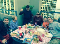 Family on the Fourth