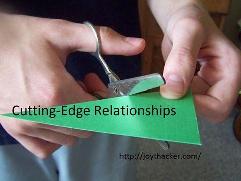 cutting-edge scissors