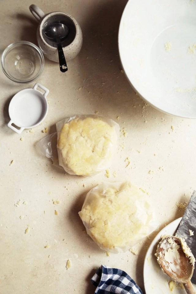 All-Butter Pie Crust From Scratch