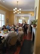 Jekyll Island Club - group dining