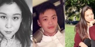 토론토 시경이 찾는 실종 중국 유학생 3인