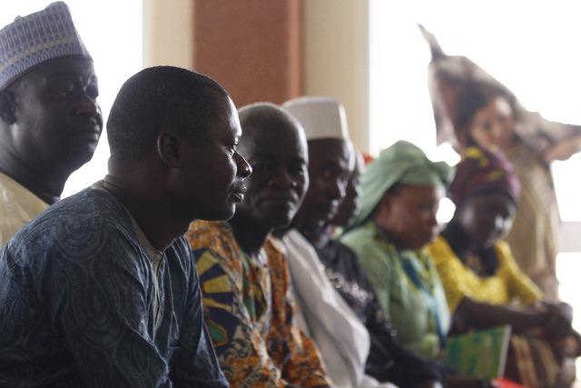 카메룬 난민수용소, 나이지리아