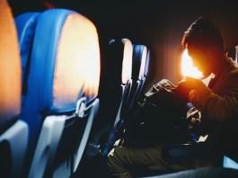 비행기, 짐정리