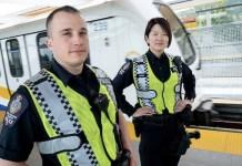 대중교통 경찰