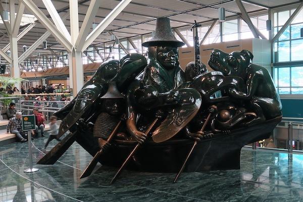 밴쿠버 국제공항