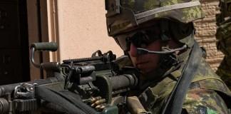 캐나다 군인