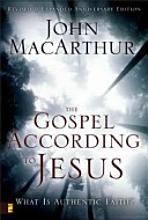 gospel according to jesus