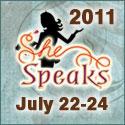 She Speaks Conference