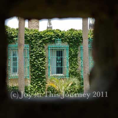 window into Atalaya