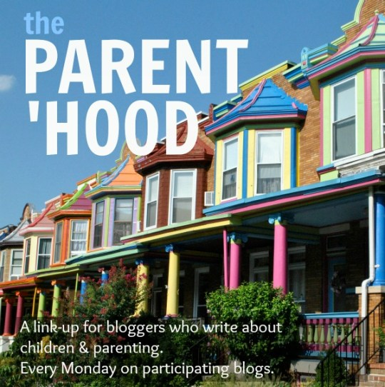 The Parent 'Hood synchroblog