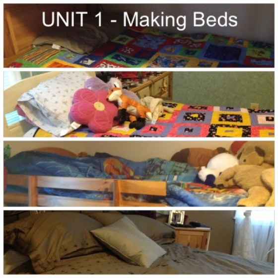 Unit 1 - Making Beds