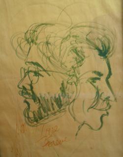 subway sketch artist rendering of us