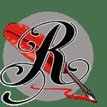 red pen logo