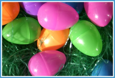 3 EGGcellent Ways to Use Plastic Easter Eggs DIY Tutorial