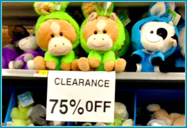 Why you need to check the Walmart Easter clearance