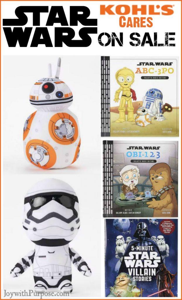 Star Wars Sale at Kohls
