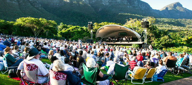Have fun with free concerts and save money in your household budget