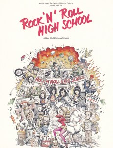 rock-n-roll highschool