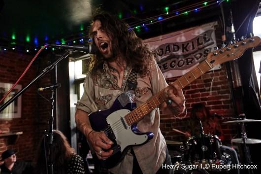 Roadkill Records Summer Weekender at the Lock Tavern