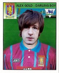 Alex Gold Darling Boy Aston Villa