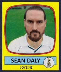 Sean Daly Joyzine Tottenham Hotspur