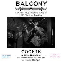 cookie balcony