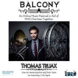 thomas truax balcony