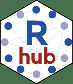 Logo of rhub