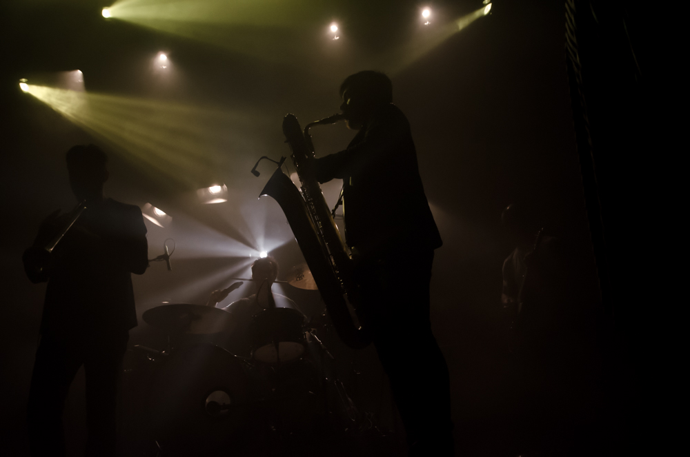 Sons Of Kemet, Village Underground, Concert Photography