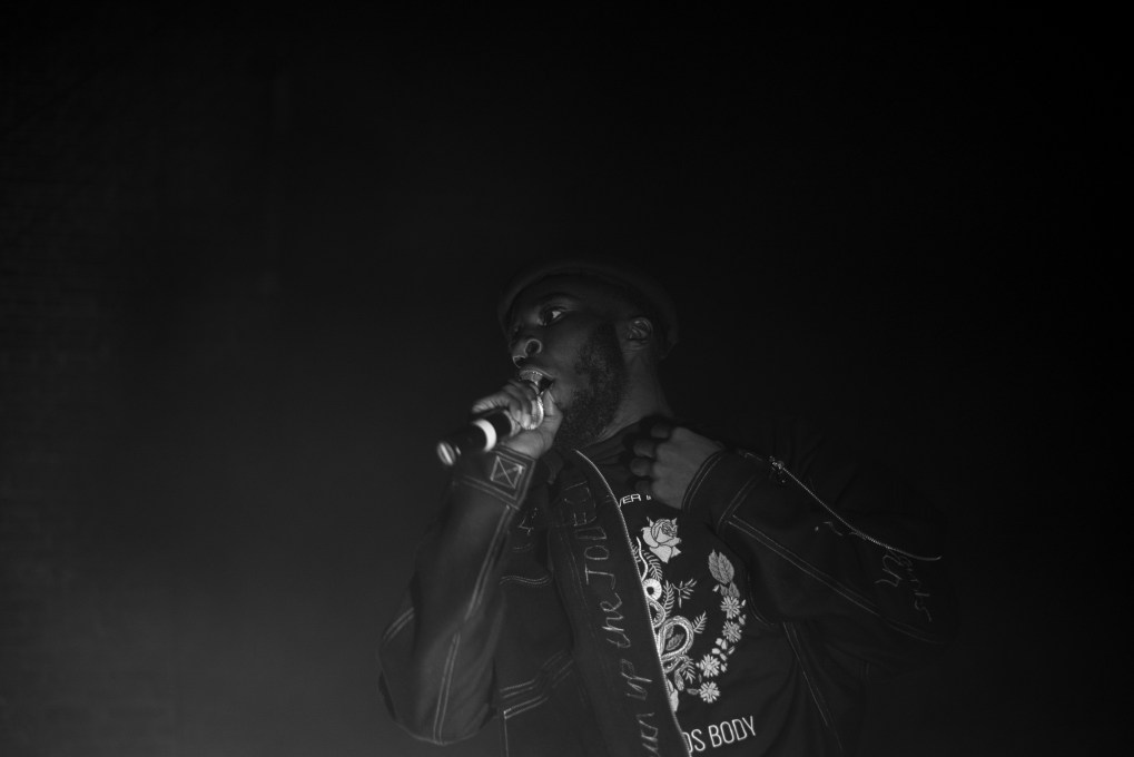 Kojey Radical, Village Underground, Concert Photography