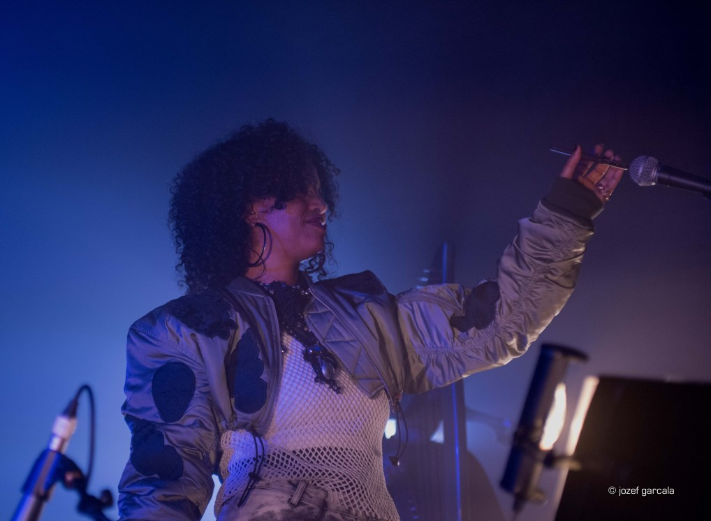Amazing Neneh Cherry returns on stage
