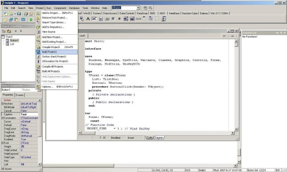 Deplhi 7, released in 2002