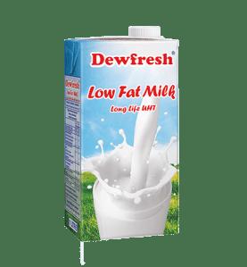 Dewfresh UHT Milk 1l